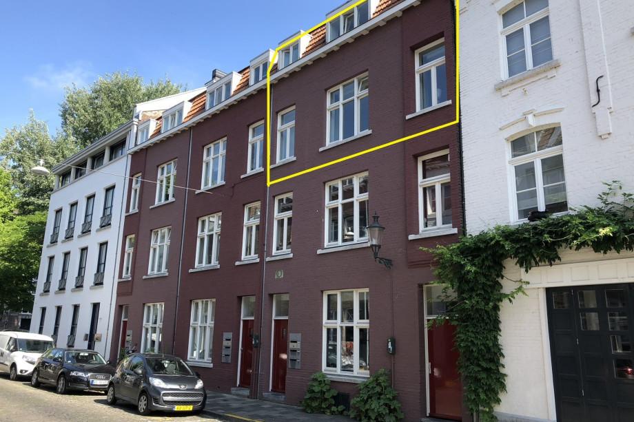 maastricht centrum appartement kleine looiersstraat 1 20