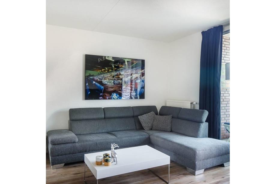 Appartement te huur: Molenstraat, Tilburg voor € 672,- /mnd