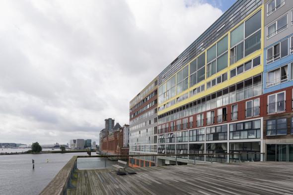 Le Garage Amsterdam : Construction car park albert cuyp in amsterdam started u zwarts