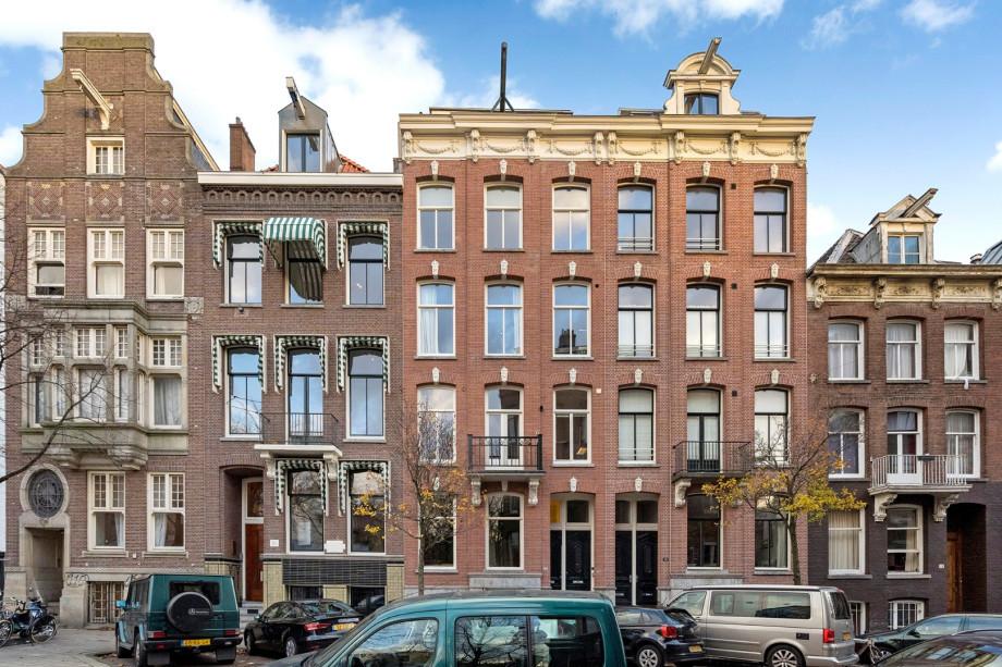 Apartment for rent: Hemonystraat 13-1, Amsterdam for €1,900