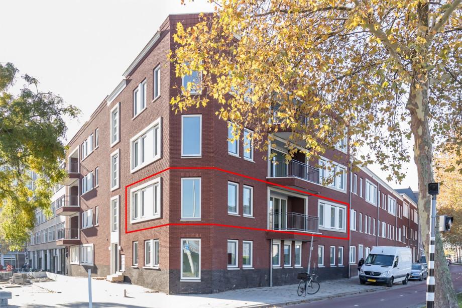 Appartement te huur hellevoetstraat 5 rotterdam voor 1 for Nieuwbouw rotterdam huur