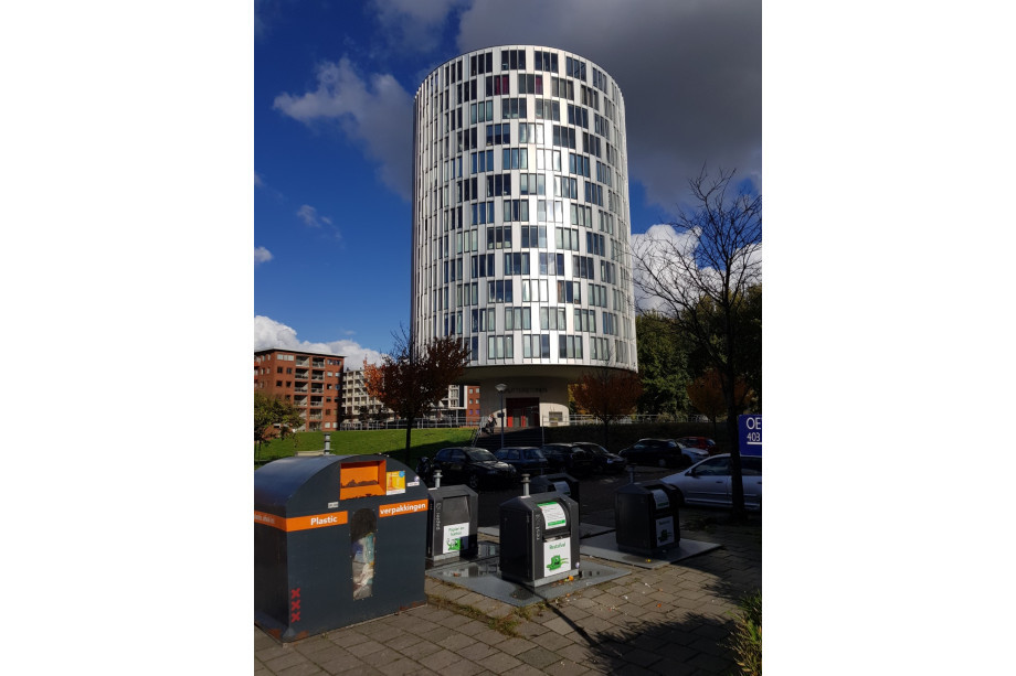 Apartment for rent: Oeverpad, Amsterdam for €1,695