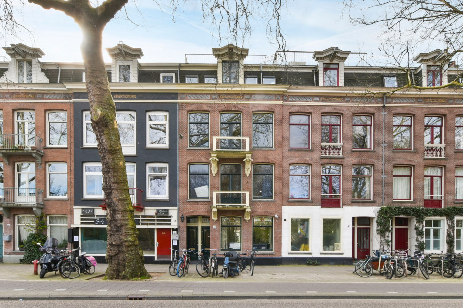 Apartment for rent: Sarphatipark 56-A, Amsterdam for €3,000